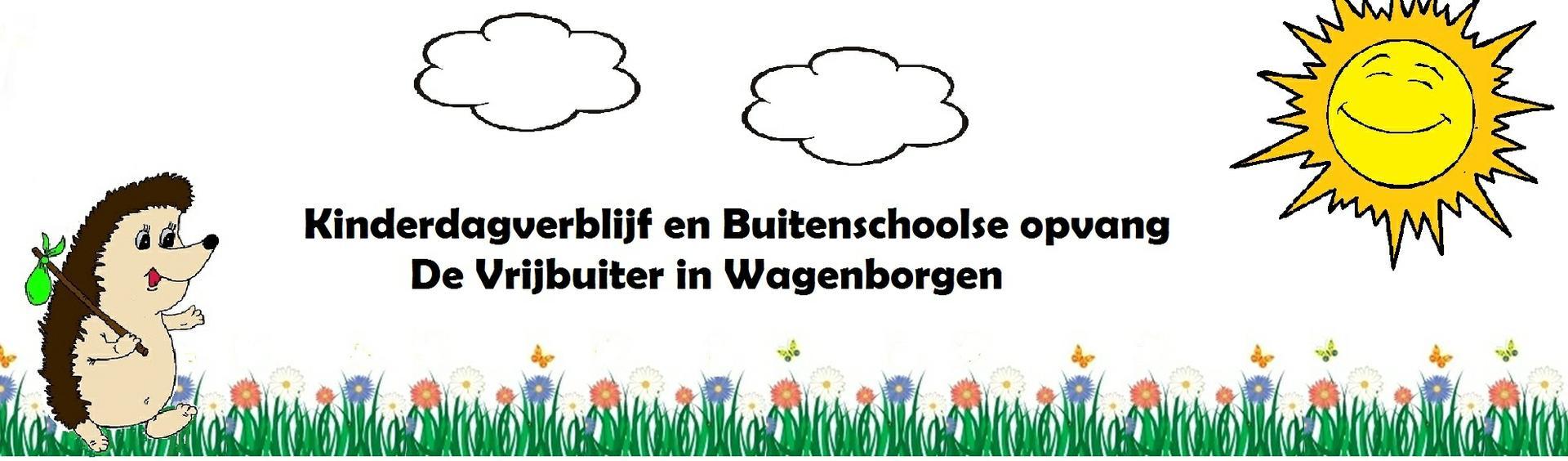 Kinderdagverblijf en Buitenschoolse opvang De Vrijbuiter Wagenborgen